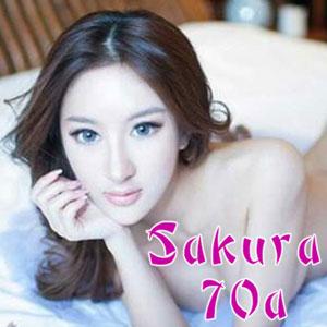 Asia Studio Sakura 70a